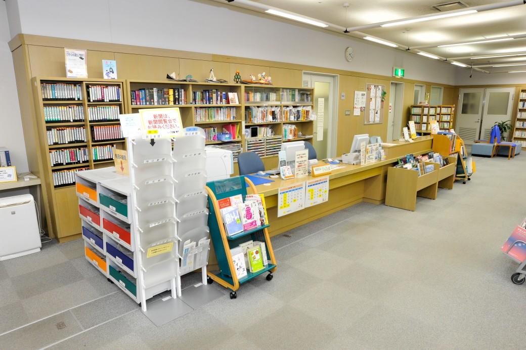 図書室案内 | 北九州市立男女共同参画センター・ムーブ